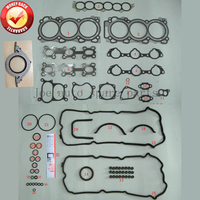 VQ35DE 3.5L 3498cc Engine complete Full gasket set kit for Nissan/Renault/Infiniti A0101 CA025 A0101CA025