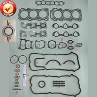 VQ35DE 3.5L 3498cc Motor komplette Volle dichtung set kit für Nissan/Renault/Infiniti A0101-CA025 A0101CA025