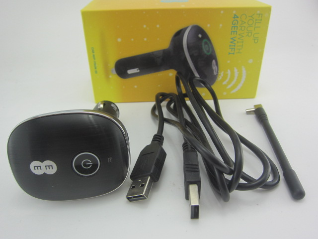 HUAWEI E8377 - 150 Mbps 4G LTE -  plus antenna and usb cable - Car Wireless Router