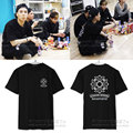 GOT7 surrounding JACKSON Wang Jia Er spring and summer men and women with T-shirt lovers round neck short sleeves