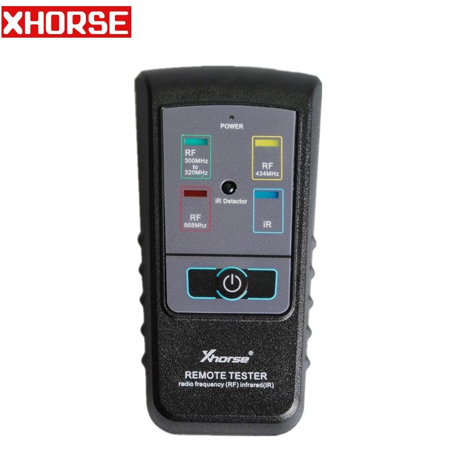 Xhorse Автомобильный Дистанционный тестер для радиочастоты инфракрасного сигнала 300 МГц 320 Гц/434 МГц|car remote tester|remote testercar tester | АлиЭкспресс