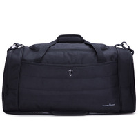 VITORIATOURIST Men Travel Bags Euro And Us Style Travel Bag For Men Duffle Bag Nylon Travelling