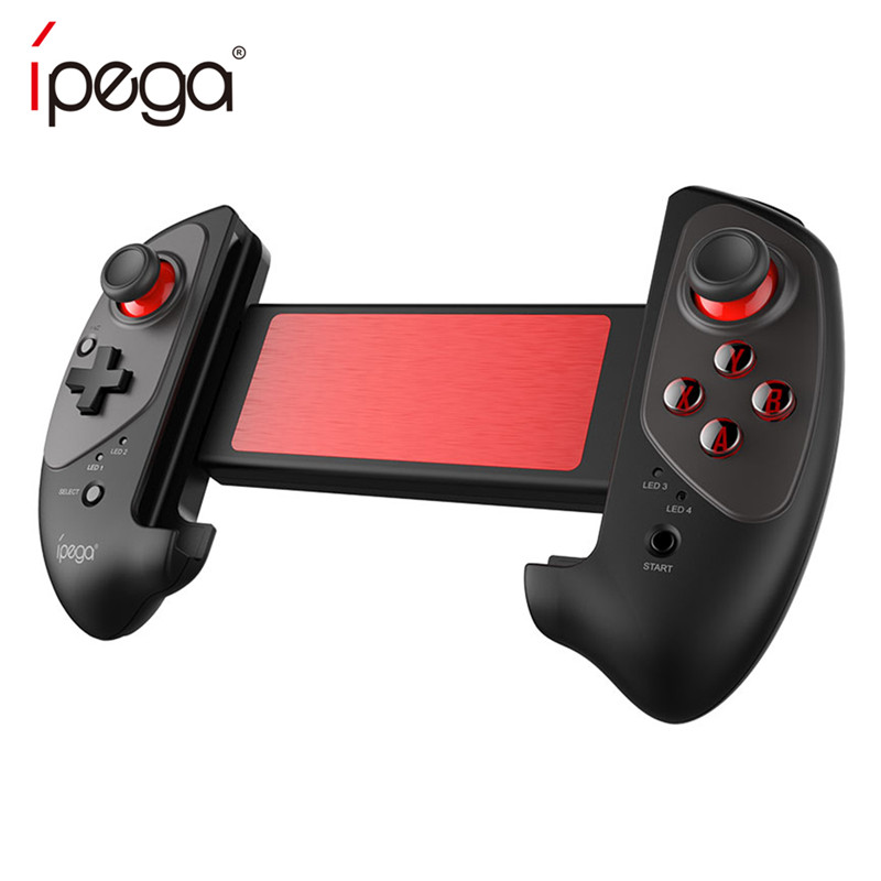 IPEGA PG 9083 Bluetooth 3.0 manette de jeu sans fil pour Android/iOS manette de jeu rétractable pratique poignée réglable