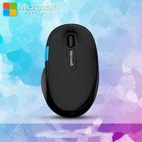 100% Оригинальные Microsoft Sculpt Comfort мини bluetrack Bluetooth Wireless1000 Точек на дюйм компьютер комфорт Мыши