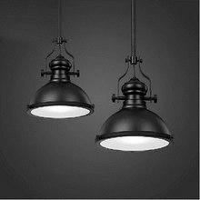 Pendant Lights Retro Loft Vintage Pipe Restaurant dining room aisle corridor pub Cafe Bar lamp Mine
