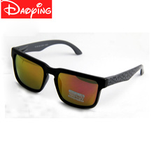 DAOYING High Quality Luxury Brand Designer Sun Glasses Fat Top
