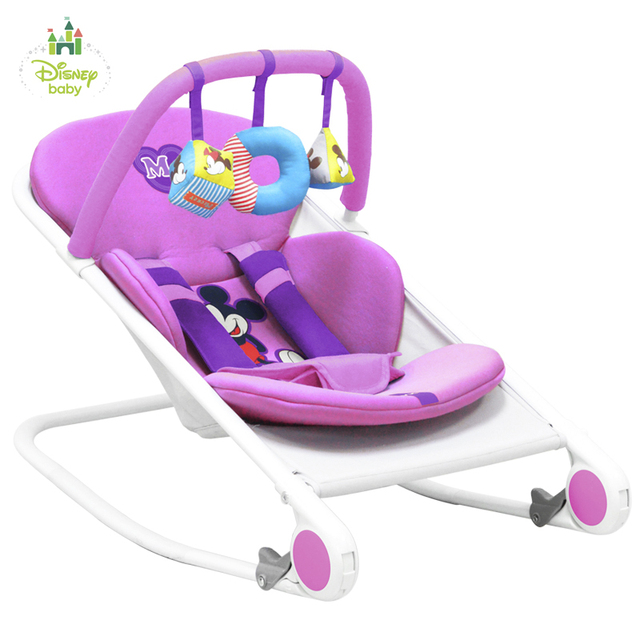 Viki Baby Bouncer Multifunctional Newborn Swing Rocking Chair Infant Cradle Bed Recliner