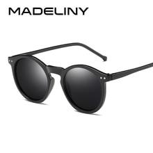 Brand Designer Ellipse Shape Multiple Color Reflective Sunglasses Women Vintage Keyhole Mirror Glasses oculos feminino MA019