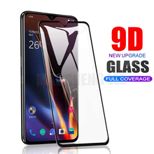 Nieuwe 9D Gehard Glas Voor oneplus 6 6T 5 5T 7 Volledige Cover Screen Protector gehard glas Voor oneplus 5t 6t Glas Beschermende film