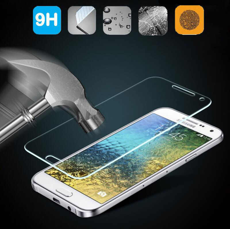 Tempered Glass For Samsung Galaxy J1 J2 J5 J7 S3 S4 Mini S5 S6 A3 A5 A7 Note 2 3 4 5 Grand Prime Xcover 3 Screen Protector Film