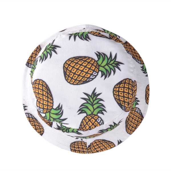 d41bf0abea0 Summer Women Men Pineapple Bucket Hats Fashion Panama Women Pineapple  Printed Fishing Hat Outdoor Sun hat In Stock-in Bucket Hats from Apparel  Accessories ...