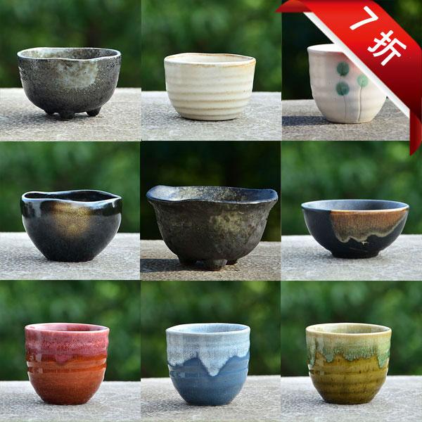 10 Ceramic Flower Pot