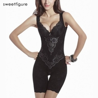 Women Sexy Corset Shaper Magic Slimming Bodysuits Building Underwear Ladies Shapewear Slimming Suits Pants Legs Body