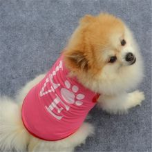 Pets Dog Shirt Clothes
