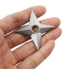 Takerlama Anime Naruto: Set of 10pcs/set Akatsuki Weapons Key Blade Keychain Gift Toy Cosplay Props
