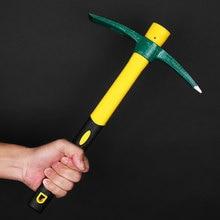 Открытый стальной палочки топор ручка EDC молоток топор палочки лагерь альпинизм