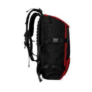 Image 3 - 100% Original Bont อินไลน์สเก็ตความเร็วกระเป๋าเป้สะพายหลัง 28L Professional Roller รองเท้าสเก็ตกระเป๋าผู้ถือหมวกนิรภัยป้องกันเข่า Pads กระเป๋า