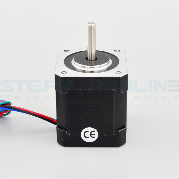 5 pcs 4 Lead Nema 17 Stepper Motor 2A 17HS19 2004S1 for DIY 3D Printer motor aliexpress com buy 5 pcs 4 lead nema 17 stepper motor 2a (17hs19  at bayanpartner.co