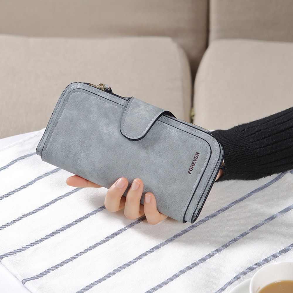 Бренд BOSTANTEN кошелек Для женщин леди кошельки скраб для кожи высокое качество дамы сцепления кошелек длинный женский кошелек Carteira Feminina