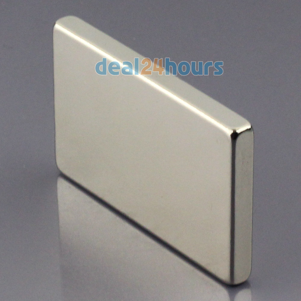 OMO Magnetics 1pc N50 Super Strong Block Cuboid Neodymium Magnets 50 x 30 x5mm Rare Earth Free Shipping! omo magnetics 10pcs big bulk super strong cuboid block magnets rare earth neodymium 50 x 50 x 5 mm n35 wholesale