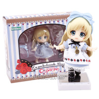 Cu Poche Friends Alice From Alice In Wonderland Nendoroid Doll PVC Action Figure Collectible Model Toy