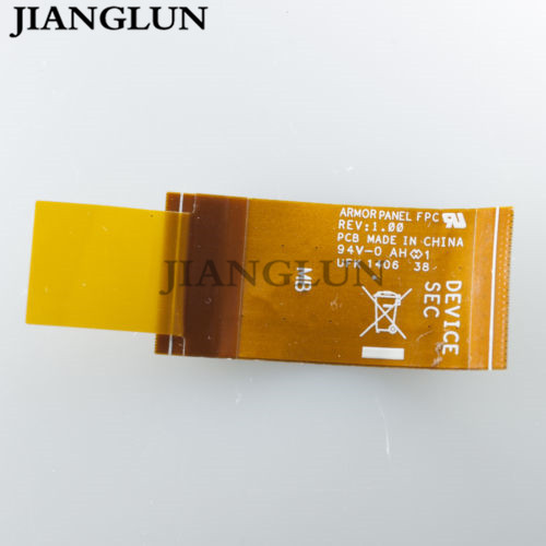JIANGLUN NEW LCD VIDEO FLEX CABLE RIBBON FOR MICROSOFT SURFACE PRO1 PRO 2 1601 1514 soncci lcd video flex cable for hp probook 4330s 4535s laptop screen display cable