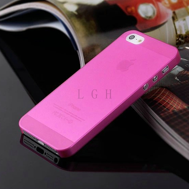 Ultra Thin Cover for iPhone (All Versions) 4