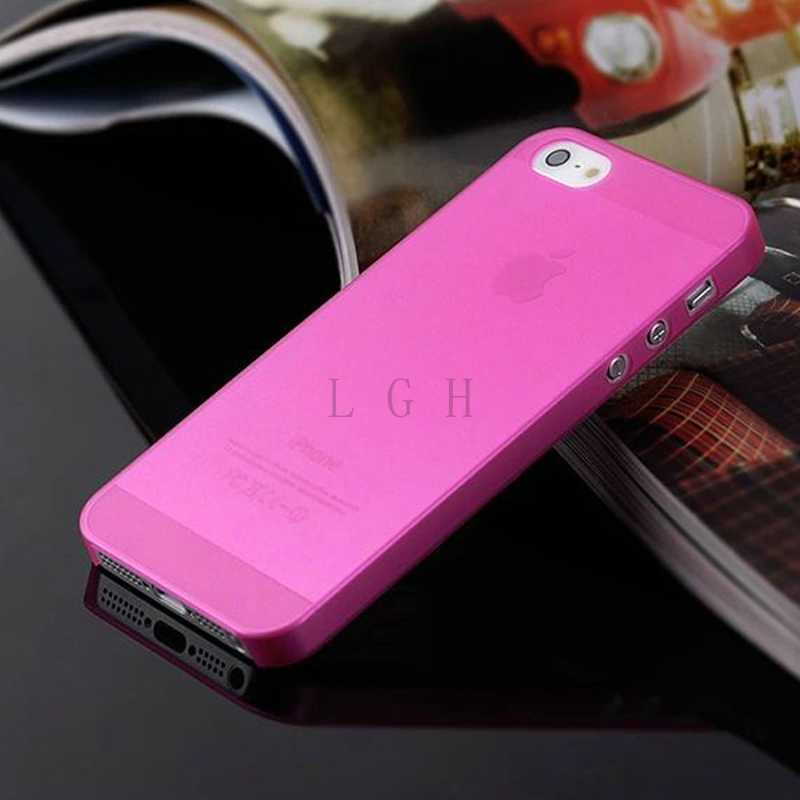 Ultra Thin Clear Cover voor Apple iPhone 5 5 S Case voor iPhone 7 8 plus 5 s SE 5 4 4 S 5C 6 6 S 6 plus X Xs Max Xr Transparante Shell