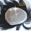 4 В Beautie Нет Узлы Шелковый База Женщины Парик, индивидуальные Замены Волос Для Женщин