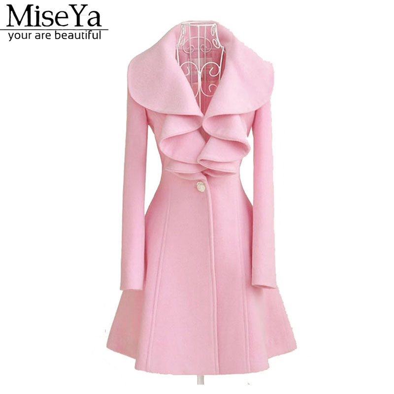 Online Get Cheap Pink Pea Coat Women -Aliexpress.com | Alibaba Group