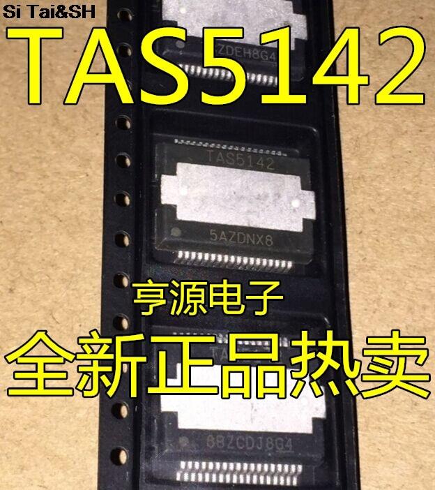 1pcs/lot TAS5142DDVR TAS5142DDV TAS5142 TSSOP44