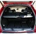 Accesorios autos del coche buena Negro Retráctil Equipaje Posterior Del Tronco Cargo de Seguridad protector de la Cubierta de Sombra para Ford Escape 2013-2016