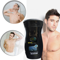 Oil Control Moisturizing Skin Care Shower Gel Deeply Cleaning Men Hair Body Shower After Sport 260