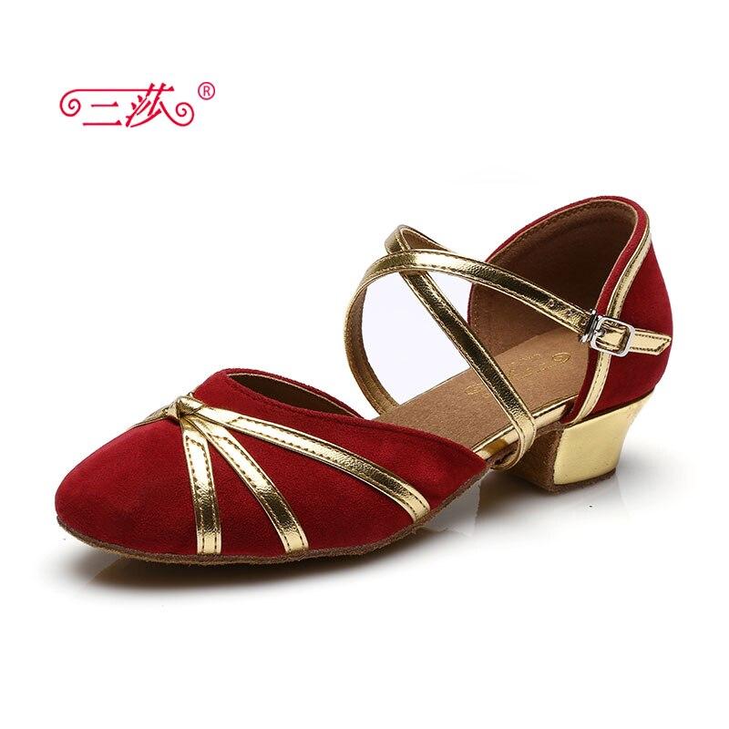Sasha direct selling professional High Quality Latin Dance font b Shoes b font Economic font b