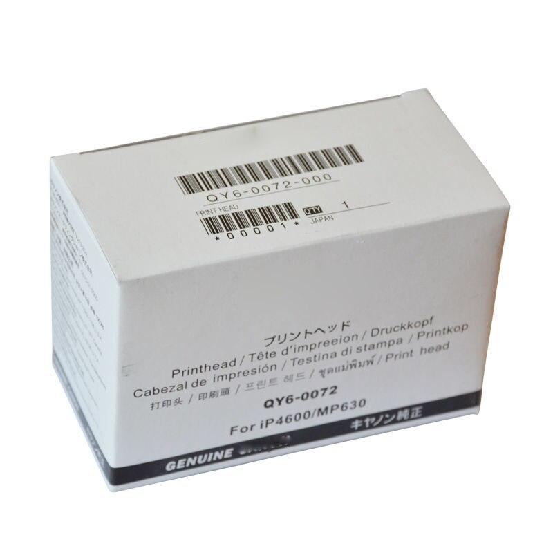 Original Print Head QY6 0072 0072 Printhead For Canon IP4600 IP4680 IP4700 IP4760 MP630 MP640 Printer