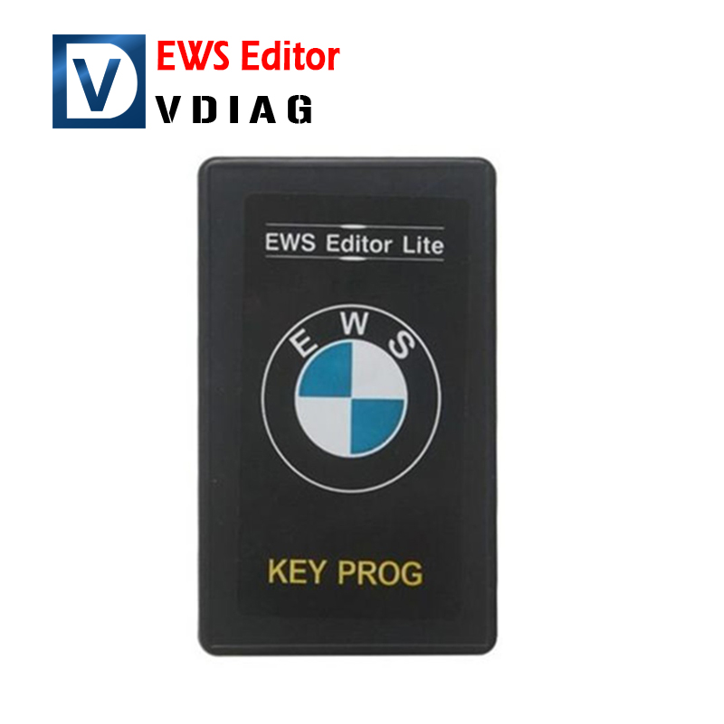 2016 NEW arrival For BMW EWS Editor Latest Version 3 2 0 professional auto key programmer