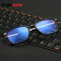 Retro Do Vintage óculos de proteção Anti-Raios azuis Filtro de Luz Azul TR90 Óculos Simples Limpar Plano Computer Eye Glasses Homens gafas oculos óculos de grau