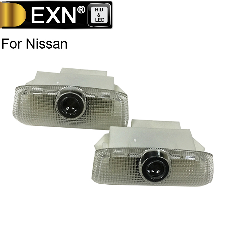 3d LED Welcome Lighting Car Welcome Door Light Ghost Shadow Light Car Logo Projector Light For