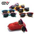 2016 Clássico Do Bebê Crianças Crianças Meninos Da Criança Meninas Óculos Polarizados Baseball Sports óculos de Sol Óculos de sol oculos de sol EV1234