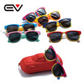 2016 Classic Baby Kids Children Toddler Girls Boys Polarized Sunglasses Baseball Sports Sun Glasses Oculos de sol EV1234