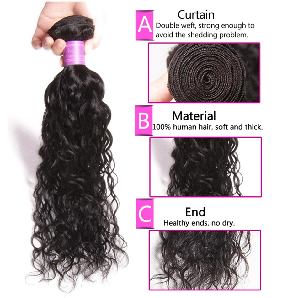 wowig Brazilian virgin hair weaves queens