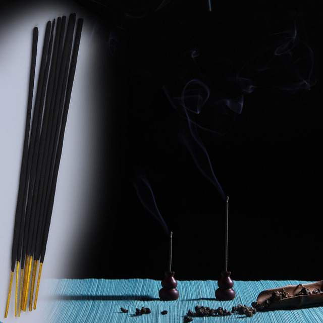 16Pcs Incense Sticks Indian Exotic Multiple Flavors Mixed Package Random Surprise Fragrance For Prayers Home Office