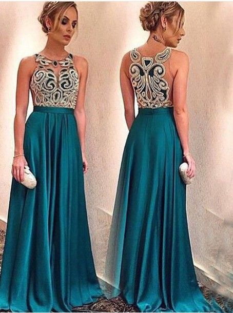 Online Get Cheap Teal Prom Dresses -Aliexpress.com | Alibaba Group