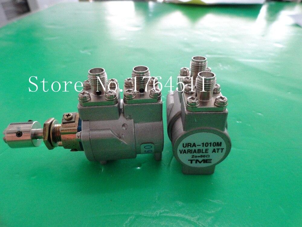 [BELLA] TME URA-1010M 10dB DC-3GHz Adjustable Step Attenuator SMA  --2PCS/LOT