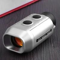 Digital Laser Rangefinder Telescope Pocket Golf Range Finder for Hunting Golf Scope Yards Distance Measurement Tool 4