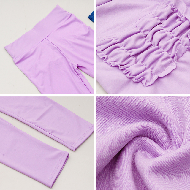 CANDY COLOR SEXY LEGGINGS WITH POCKETS (3 VARIAN)
