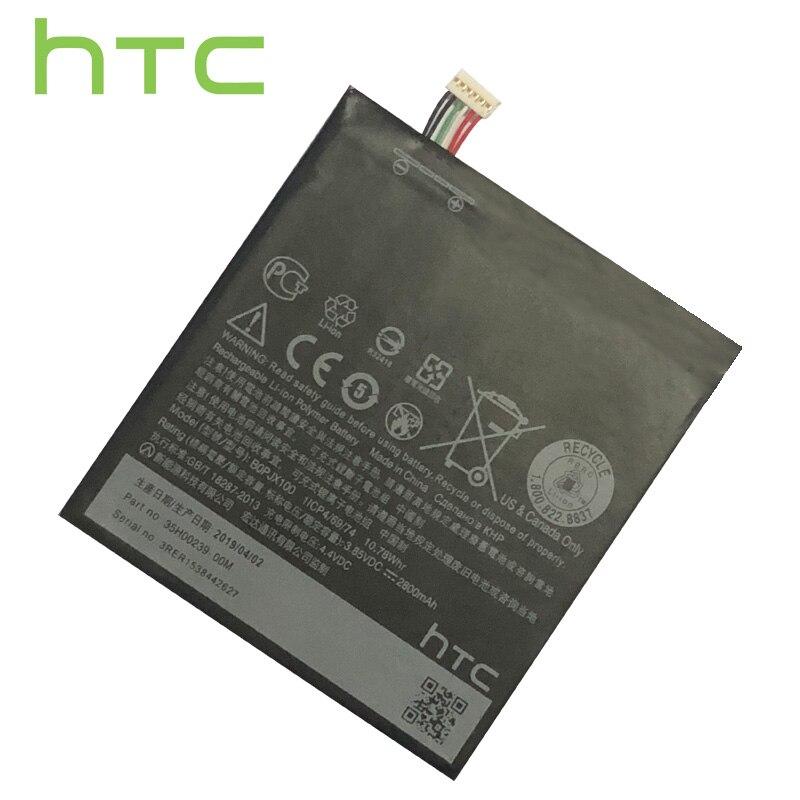 HTC Original New Battery For HTC DESIRE D828 828U 828W One E9 E9+ Plus B0PJX100 BOPJX100 2800mah Phone Li-ion Internal Battery
