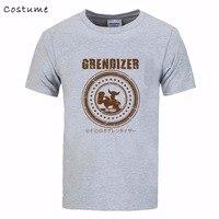 Best Selling Grendizer UFO Robot Voor Mannen 3d T-shirt 2018 Nieuwe Ontwerp subzero Mannelijke Kleding mma baseball jersey camisa masculina