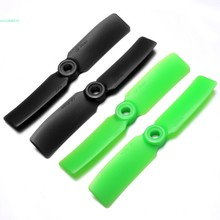 New ABS 4PCS Black Green 3545BN Bullnose CW/CCW Prop Propellers For Mini RC Multicopter Quadcopter 66