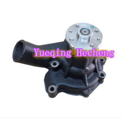 Water Pump 6 Holes 1-13610-877-0 for 6BD1 Engine Excavator EX200-2 water pump for d905 engine utility vehicle rtv1100cw9 rtv100rw9
